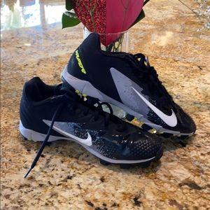 Nike Baseball Vapor Cleats sz:7